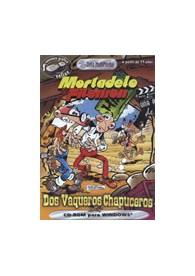 Mortadelo y Filemón: Dos vaqueros Chapuceros, CD-ROM