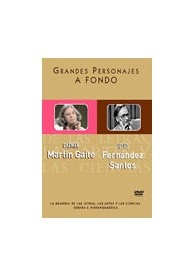 Grandes Personajes a Fondo 14 - Carmen Martín Gaite, Jesús Fernández Santos