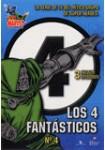 Los 4 Fantásticos - N° 4