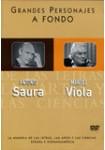 Grandes Personajes a Fondo 17 - Antonio Saura, Manuel Viola