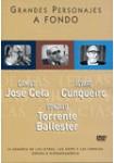 GRANDES PERSONAJES A FONDO : Vol. 16 - Camilo José Cela + Gonzalo Torrente Ballester