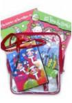 Mochila Las Tres Mellizas: Papá Noel DVD