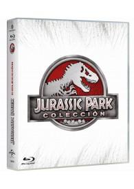 Parque Jurásico (1-4) (Ed. 2017) (Blu-Ray)