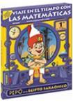 Matemáticas con Pipo (Pipo en el Egipto Faraónico) (De 6 a 7 años) CD-ROM