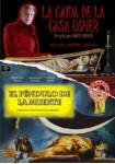 La Caída de la Casa Usher + El Péndulo de la Muerte