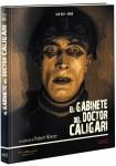 El Gabinete del Doctor Caligari (Orígenes Del Cine) (Edición Libro Blu-ray)