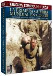 La Primera Guerra Mundial En Color (Blu-Ray + DVD)