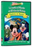 Disney La Aventura de Aprender: La Vuelta al Mundo en 80 Días de Mickey - Explora el Mundo