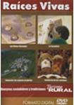 Raíces Vivas, tradiciones y costumbres España Vol.4 DVD