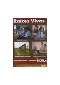 Raíces Vivas, tradiciones y costumbres España Vol.6 DVD