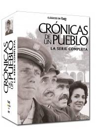 Pack Crónicas de un Pueblo (Serie Completa)
