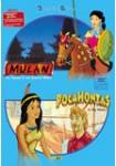 Mulan - La Leyenda de una Guerrera Mítica + Pocahontas