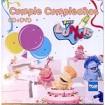 Cumple cumpleaños : Lunnis, Los CD+DVD 2