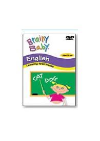 BRAINY BABY ENGLISH - DVD