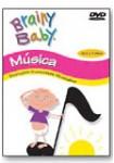 BRAINY BABY MÚSICA - DVD