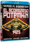 El Acorazado Potemkin (JRB) (Blu-Ray)