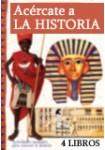 Acércate a la Historia 4 libros