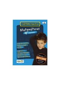 REFUERZO ESCOLAR - MATEMÁTICAS 4º PRIMARIA CD-ROM
