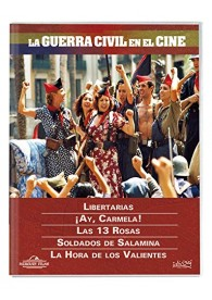 Pack La Guerra Civil En El Cine 5 Películas Educa Multimedia
