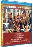 Pack La Guerra Civil en el Cine (5 Películas) (Blu-Ray)