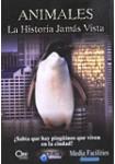 LA HISTORIA JAMÁS VISTA: Leones