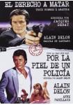 Pack El Derecho A Matar + Por La Piel De Un Policía