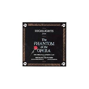 B.S.O El fantasma de la ópera : Varios