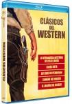 Pack Clásicos del Western (5 Películas) (Blu-Ray)
