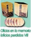 Oficios de la memoria: Oficios Perdidos Vol. 7