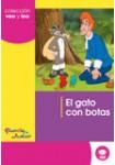 El Gato Con Botas - Colección Veo Y Leo (DVD + Libro)