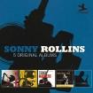 5 Original Albums Sonny Rollins CD(5)