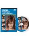 CORTES, TÉCNICAS Y ACABADOS, DVD