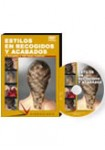 ESTILOS EN RECOGIDOS Y ACABADOS. 9 Recogidos y 100 Ideas creativas, DVD