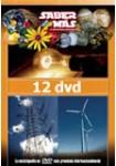 Pack Saber más ( 12 DVD )