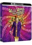 Un Mundo de Fantasía (Willy Wonka y la fábrica de chocolate) (Steelbook 4k UHD + Blu-ray)