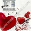100 Mejores Canciones que te Enamoran Love Songs (5 CD,s) :