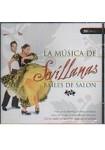 Bailes de salón: La música de Sevillanas CD