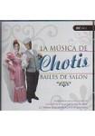 Bailes de salón la música de chotis : Varios
