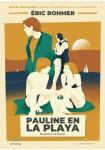 Pauline en la Playa