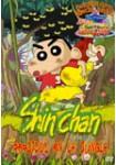 Shin-Chan - Perdidos en la Jungla
