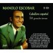 50 grandes temas, Caballero español (Manolo Escobar) CD(3)