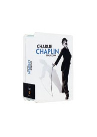 Cofre Charlie Chaplin: Edición Limitada