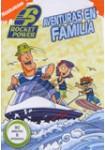 Rocket Power: Aventuras en Familia + Cuaderno de Bob Esponja