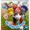 Mis amigos del mundo : Lunnis, Los CD+DVD(2)