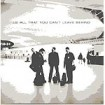 All That You Can't Leave Behind: U2 (CD)