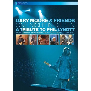 One Night In Dublin (Gary & Friends Moore) DVD