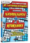 PC Sudoku Samurai + PC Kakuro CD-ROM