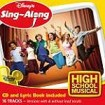B.S.O. High school musical sing a long : Varios