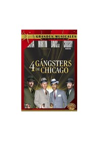 4 Gángsters de Chicago: Grandes Musicales
