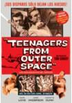 Teenagers from Outer Space (Los Adolescentes del Espacio): Edición Limitada (VERSIÓN ORIGINAL)